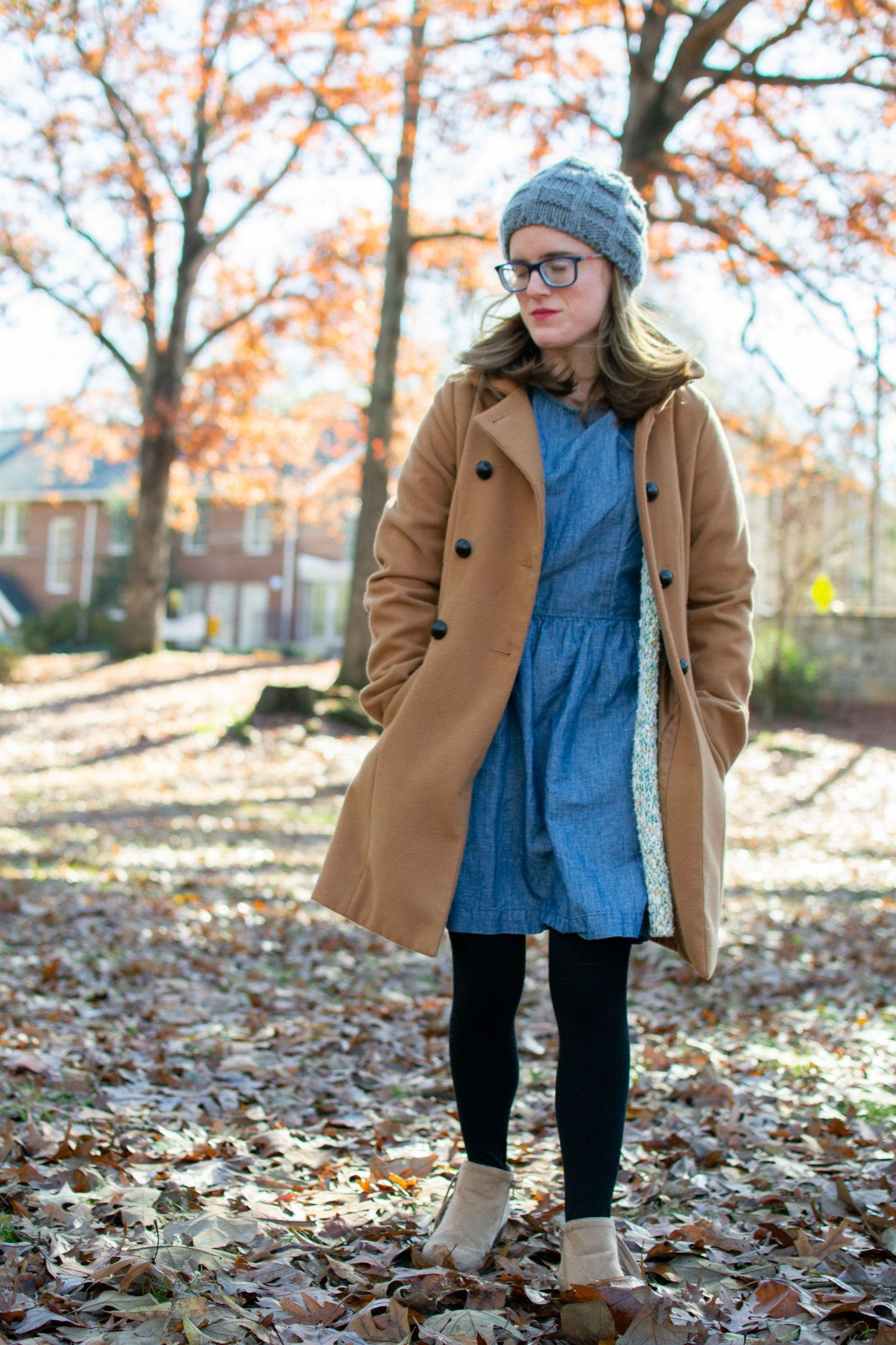 4dffbfbd1122 Layers of Lee - How to Wear a Summer Dress in Winter - Layers of Lee